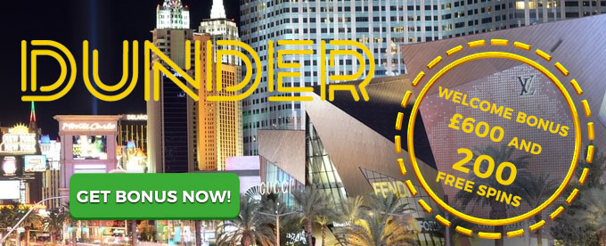 Dunder Casino Www Dunder Com Review Of The Uk Gambling